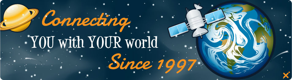 Connecting you to your world since 1997